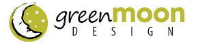 GreenMoon Design logo